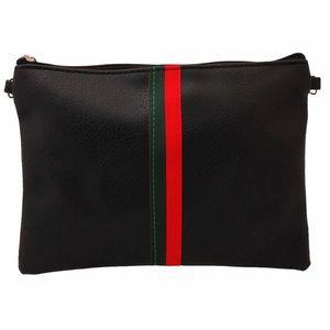 Handbags - HOT🔥🆕BLACK CLUTCH WRISTLET SHOULDER BAG